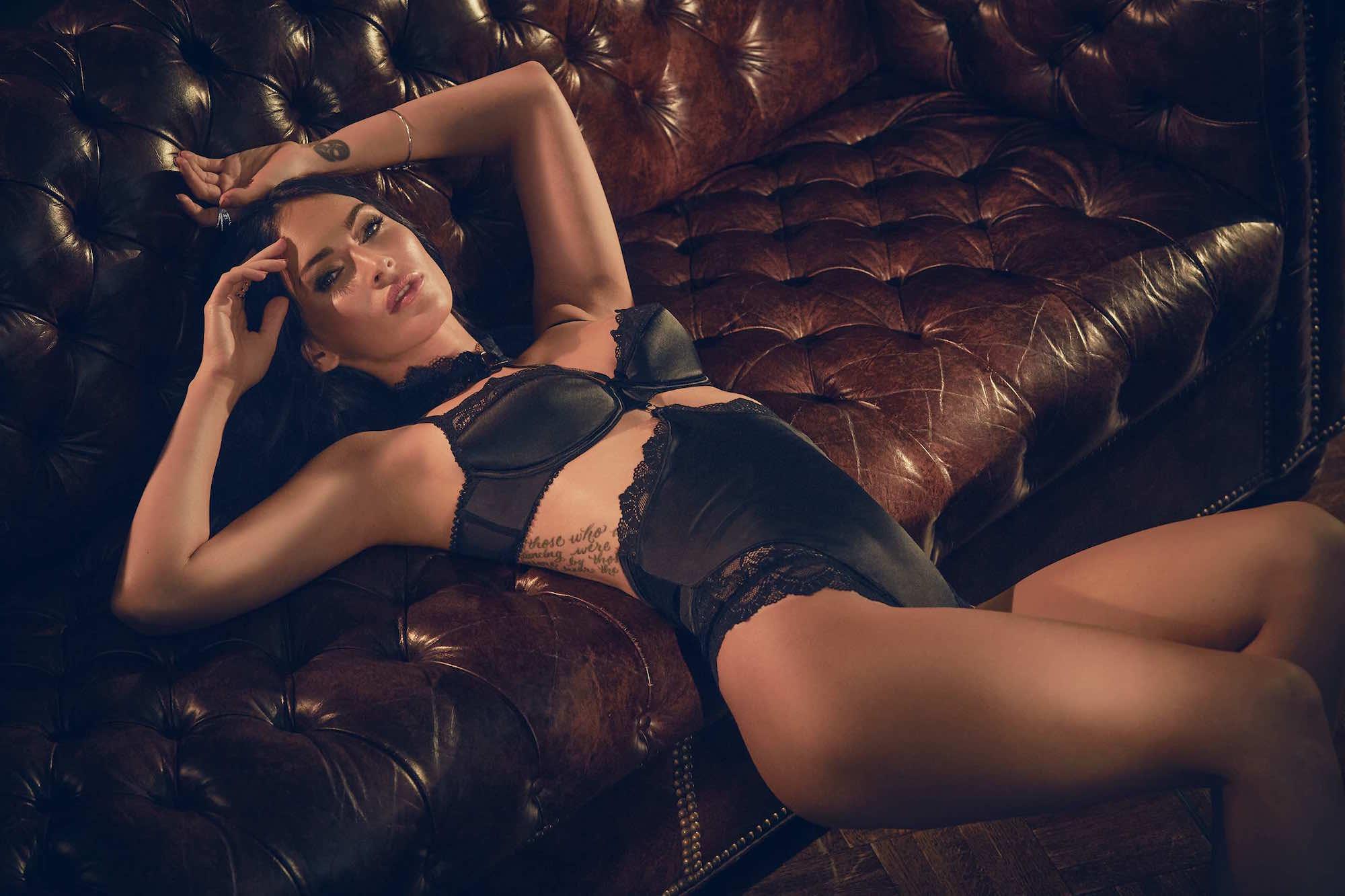 Megan Fox präsentiert die neue Kollektion von Frederick's of Hollywood 2