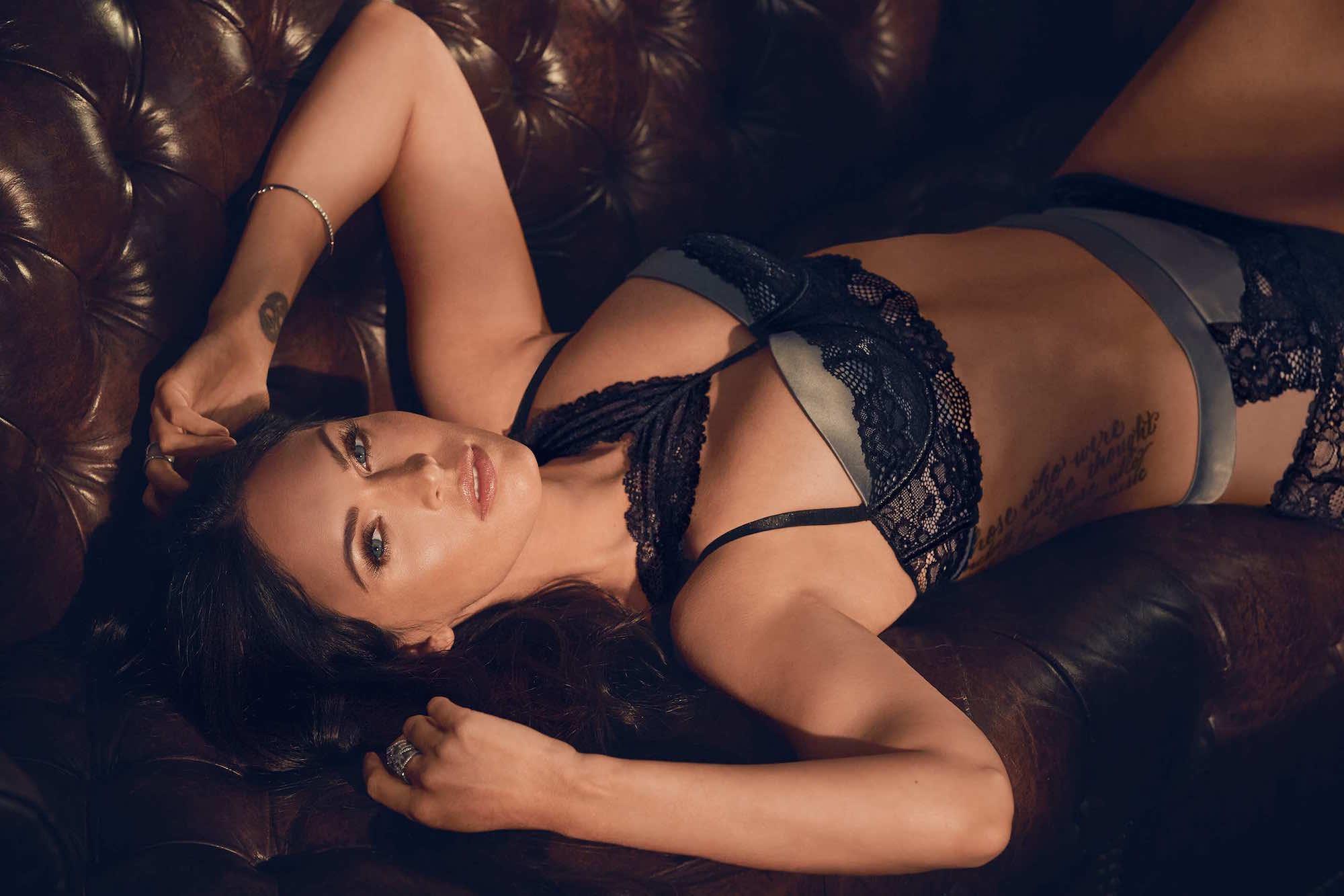 Megan Fox präsentiert die neue Kollektion von Frederick's of Hollywood 4