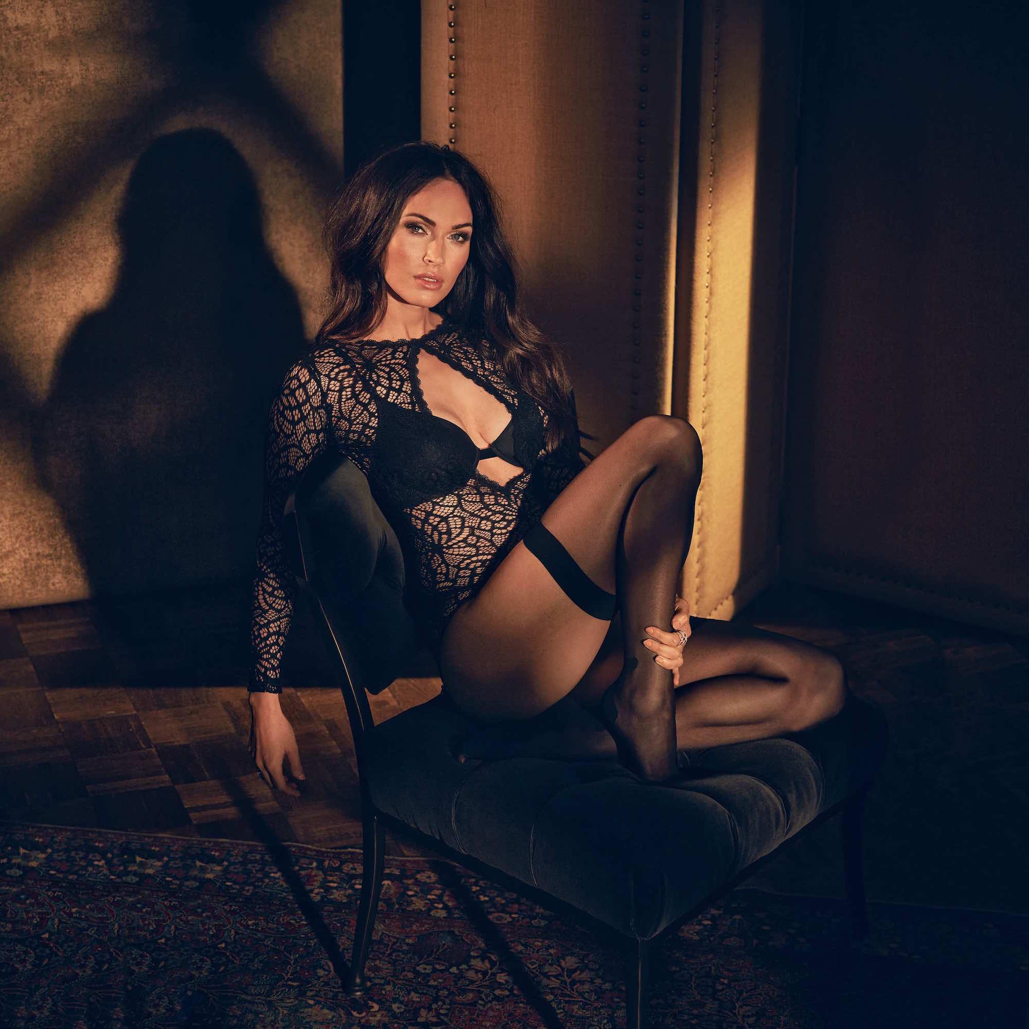 Megan Fox präsentiert die neue Kollektion von Frederick's of Hollywood 6