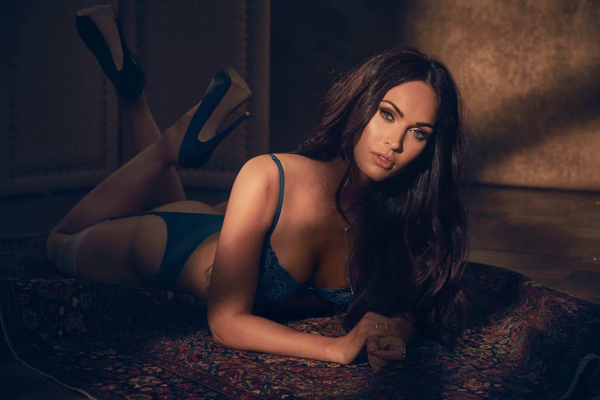 Megan Fox präsentiert die neue Kollektion von Frederick's of Hollywood 1