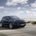 Ab ins Gelände: Porsche Cayenne in dritter Generation