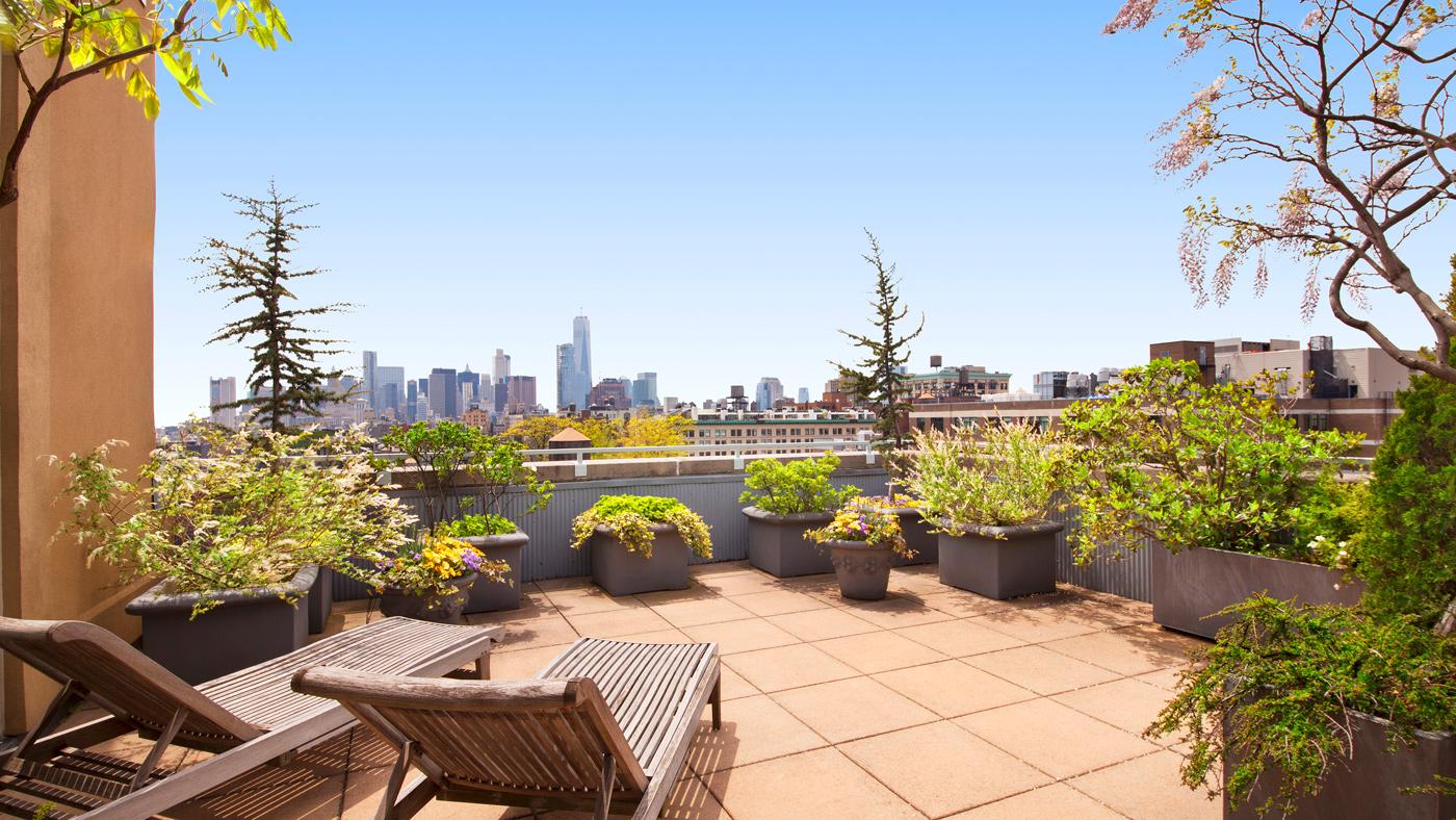 New York's größtes Penthouse steht für 30 Millionen Dollar zum Verkauf 7