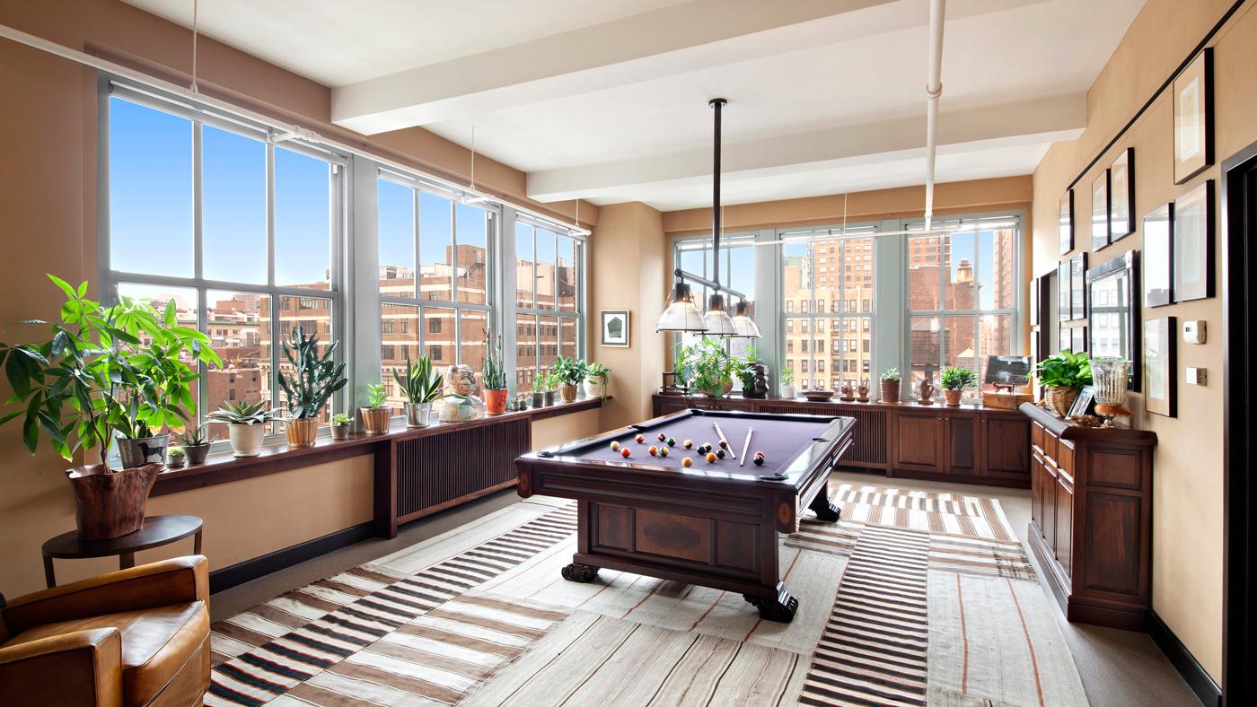 New York's größtes Penthouse steht für 30 Millionen Dollar zum Verkauf 6
