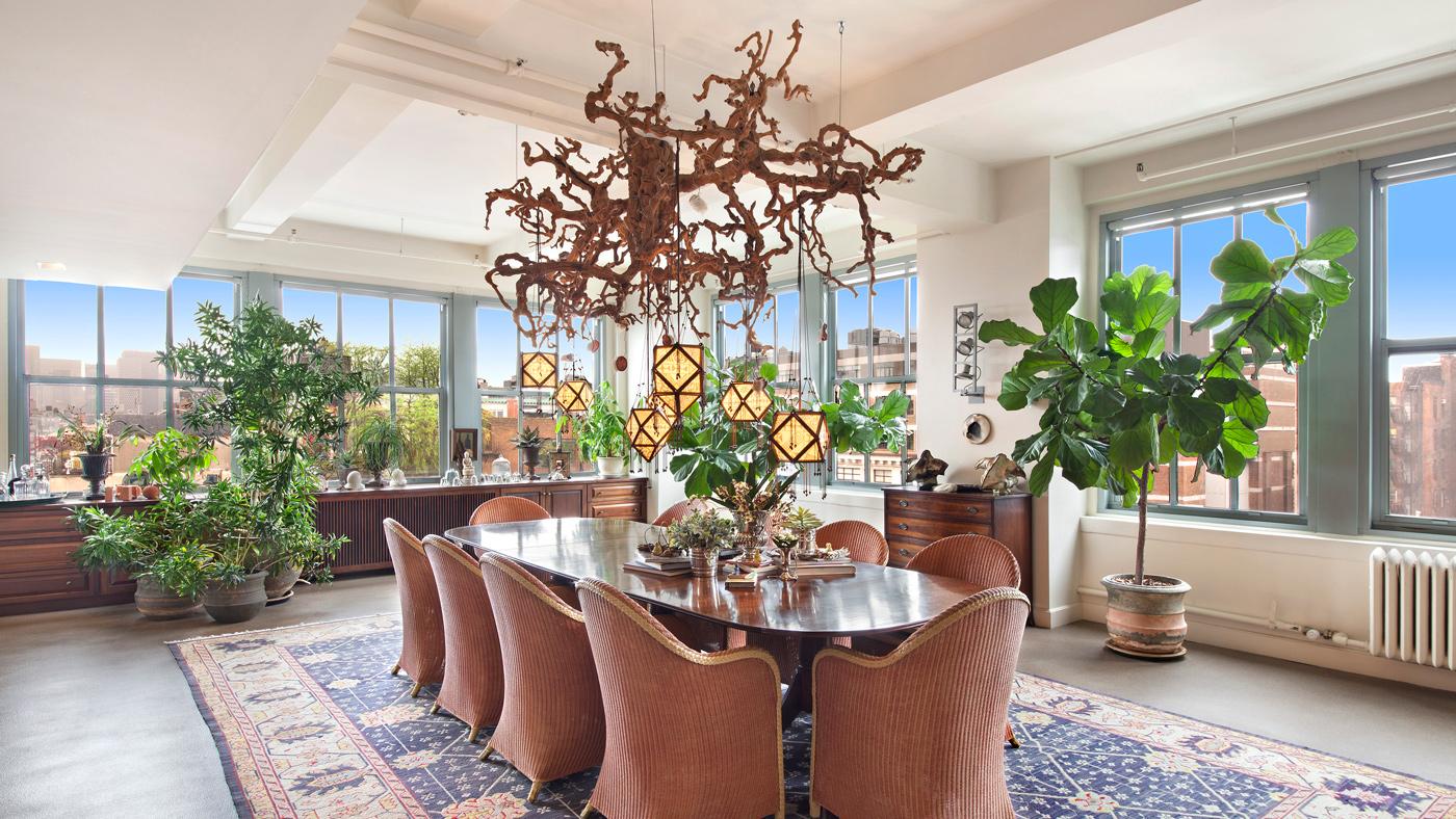 New York's größtes Penthouse steht für 30 Millionen Dollar zum Verkauf 4