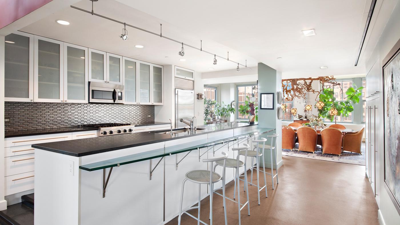 New York's größtes Penthouse steht für 30 Millionen Dollar zum Verkauf 3
