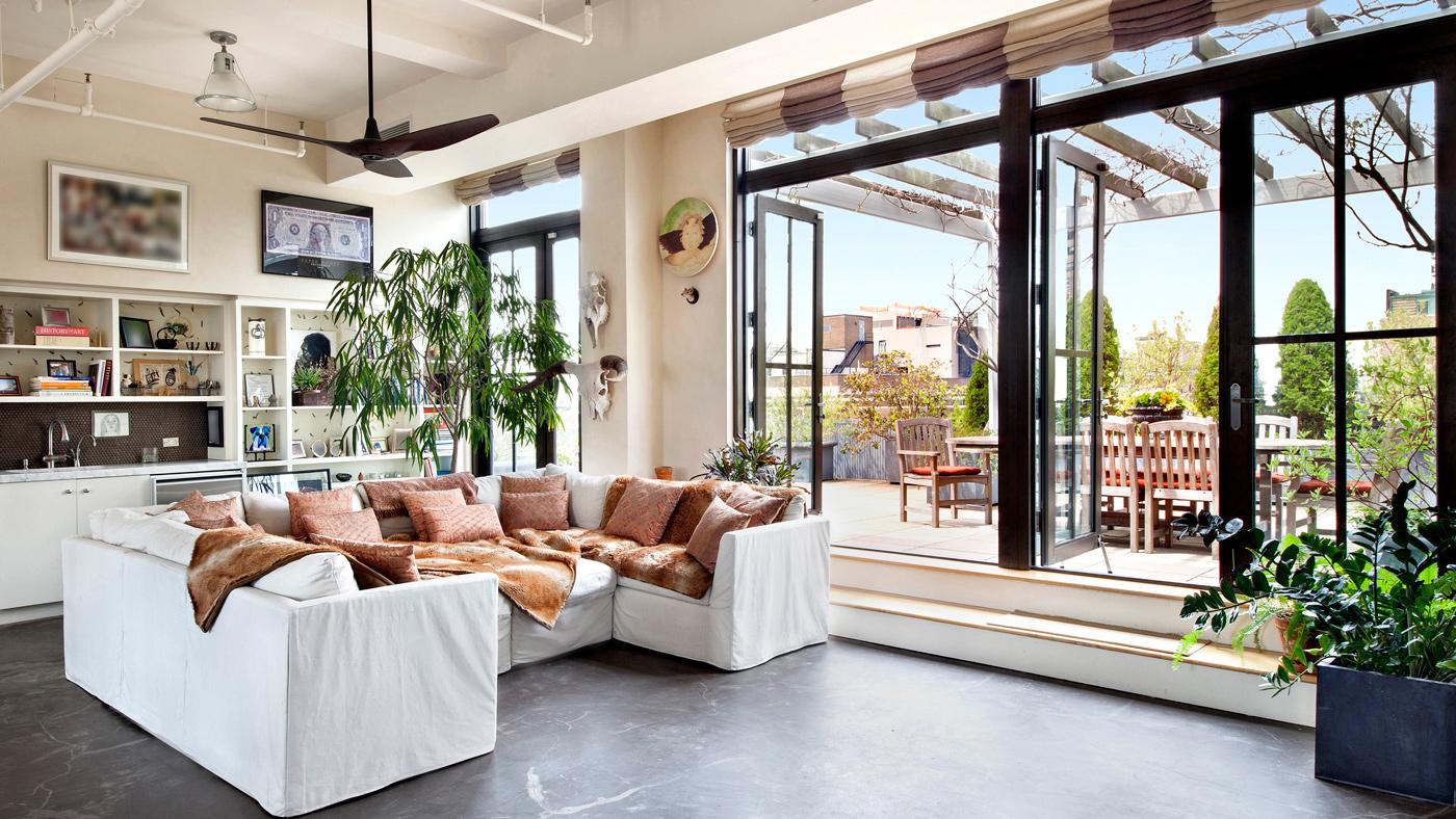 New York's größtes Penthouse steht für 30 Millionen Dollar zum Verkauf 1