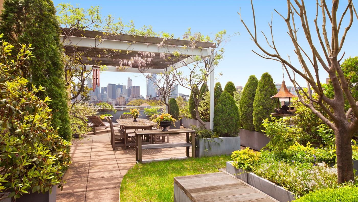 New York's größtes Penthouse steht für 30 Millionen Dollar zum Verkauf 8
