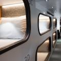 Schlaf in km/h: Mit Ride Cabin ganz entspannt von LA nach San Francisco