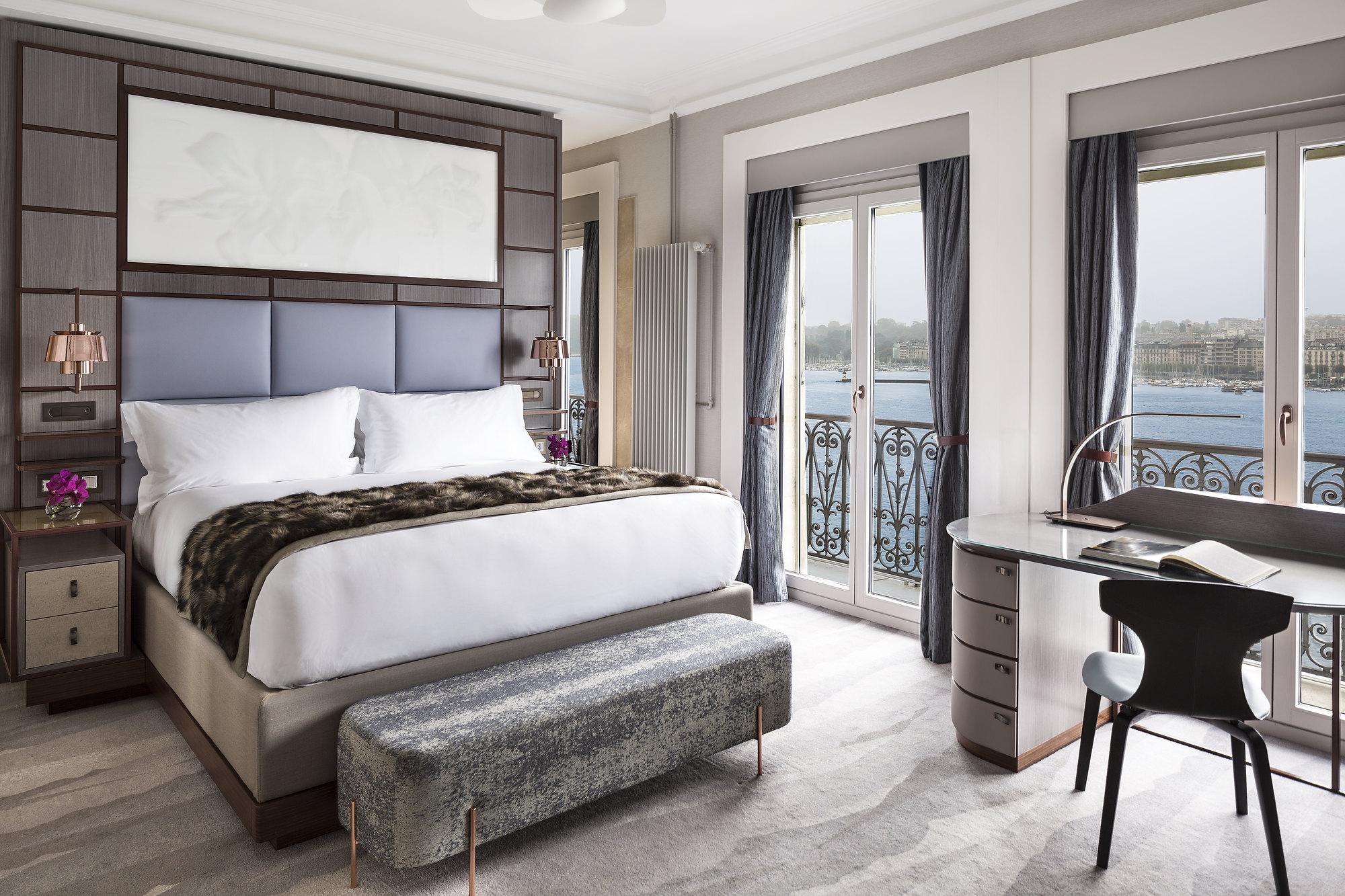 Ritz-Carlton bringt seinen legendären Luxus in die Schweiz 1