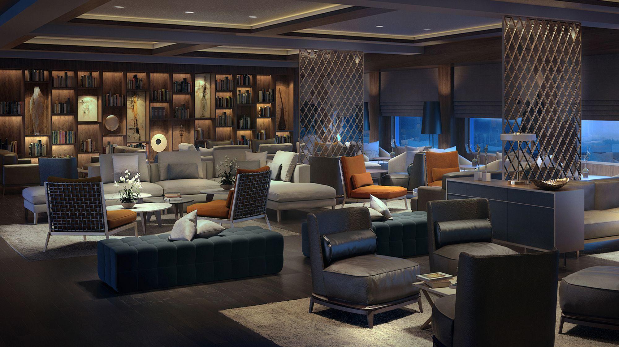 Ab 2019 auf den Weltmeeren der Welt unterwegs: Die Ritz-Carlton Yacht 7