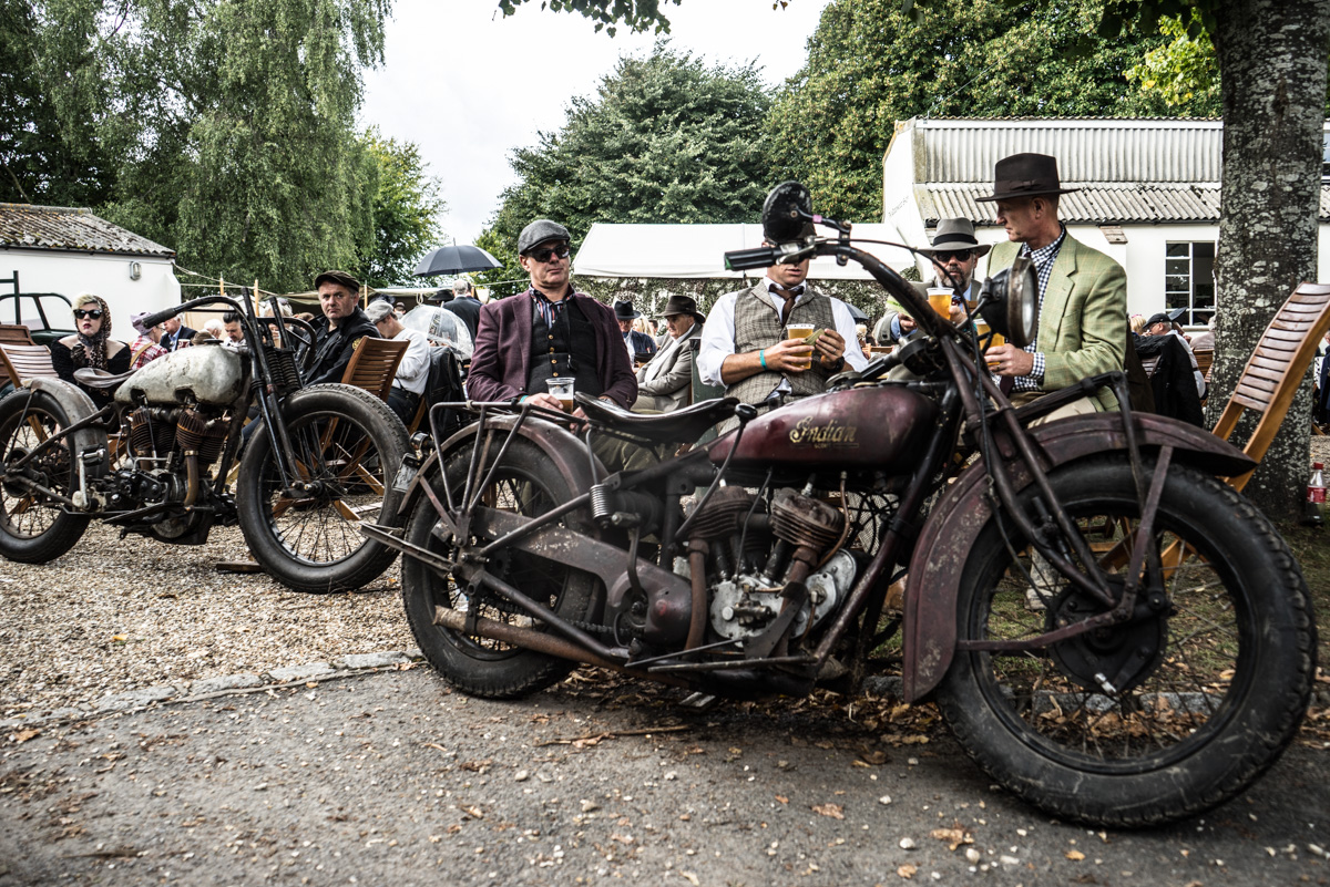 Stepping Back In Time With Michelin At The Goodwood Revival 3