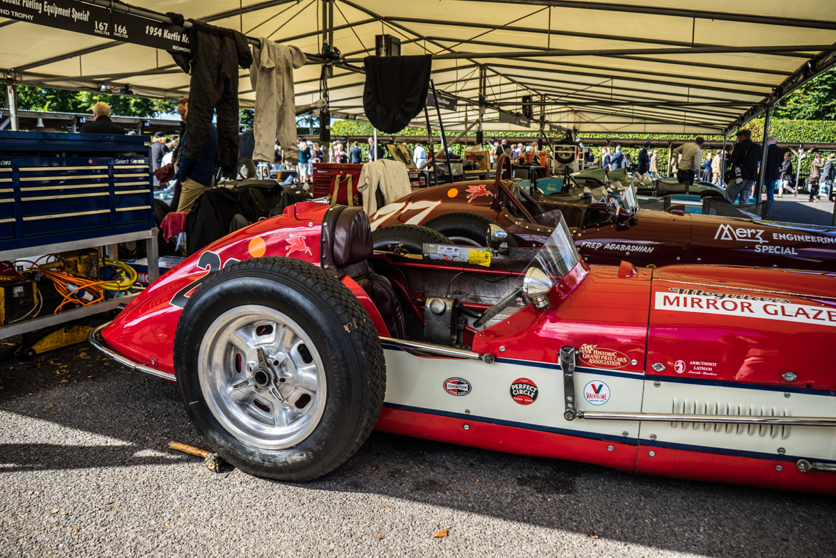 Stepping Back In Time With Michelin At The Goodwood Revival 9