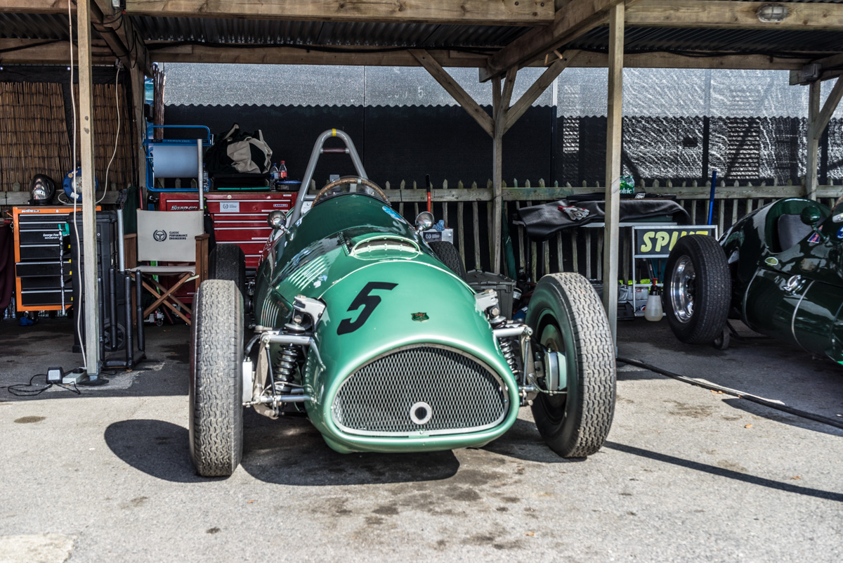 Stepping Back In Time With Michelin At The Goodwood Revival 10