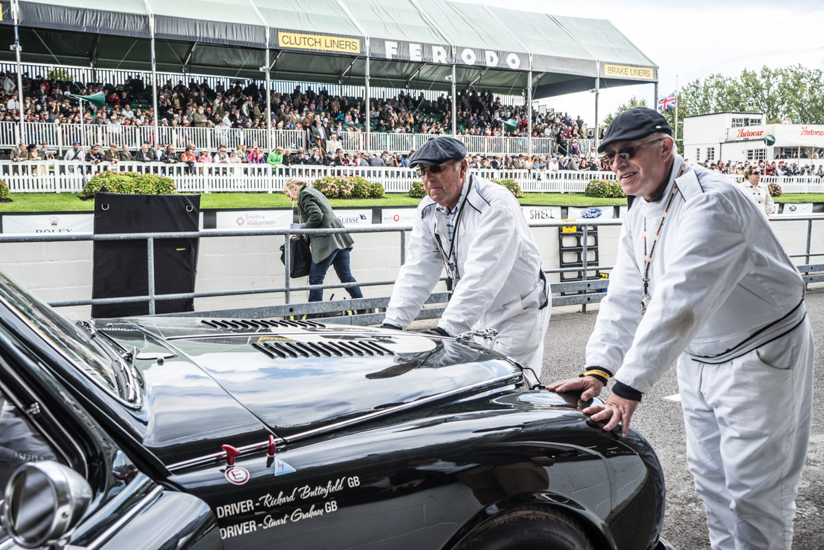 Stepping Back In Time With Michelin At The Goodwood Revival 2