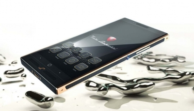 Alpha One: Das 2.200 Euro Luxus-Smartphone von Lamborghini