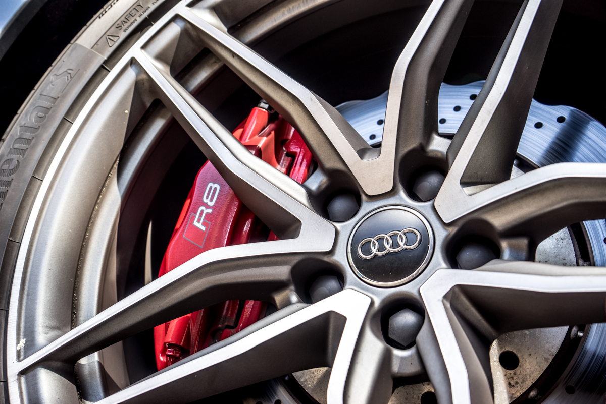 Daily Driving The Audi R8 Spyder 2