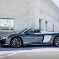Daily Driving The Audi R8 Spyder