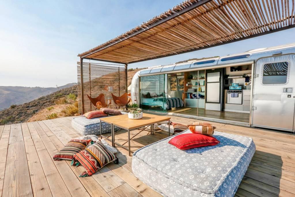 Airbnb mal anders: Schlafen im Malibu Dream Airstream 13