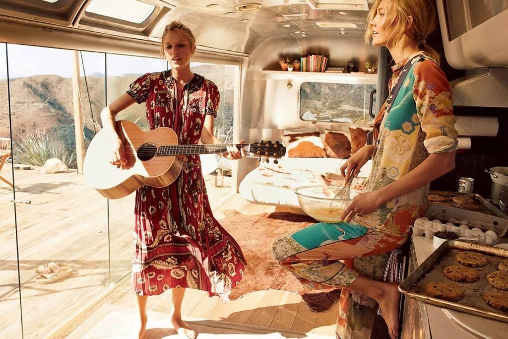 Airbnb mal anders: Schlafen im Malibu Dream Airstream 4