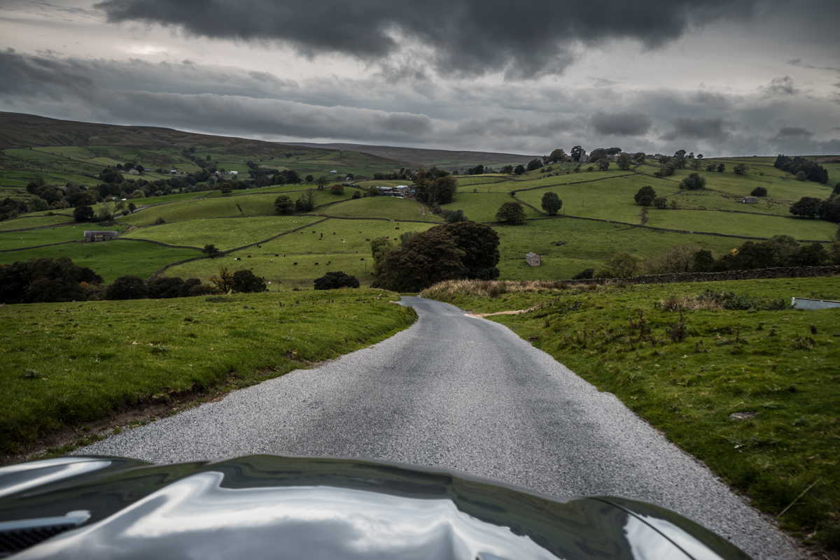 Supercar Roadtrip Through Yorkshire With Michelin & Supercar Driver 11