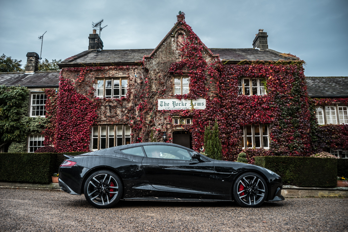 Supercar Roadtrip Through Yorkshire With Michelin & Supercar Driver 10