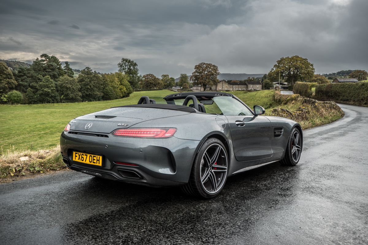 Supercar Roadtrip Through Yorkshire With Michelin & Supercar Driver 13