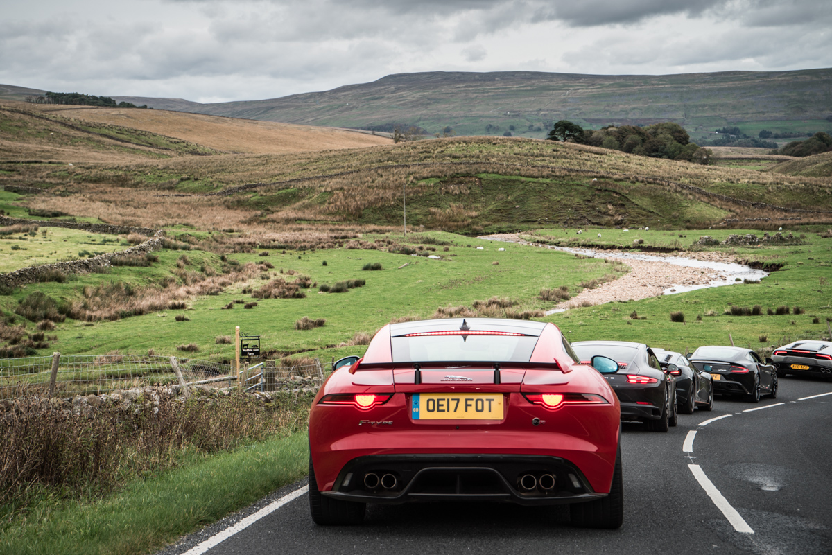 Supercar Roadtrip Through Yorkshire With Michelin & Supercar Driver 2