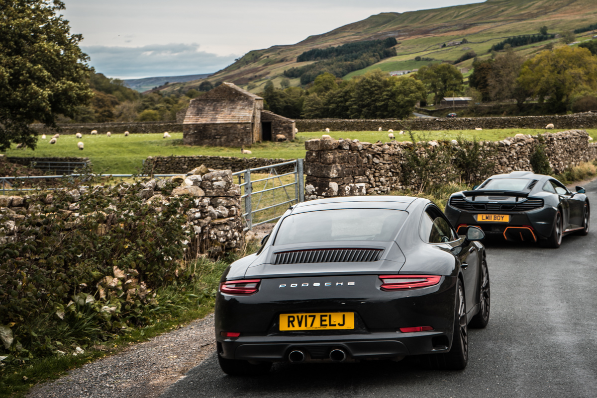 Supercar Roadtrip Through Yorkshire With Michelin & Supercar Driver 7