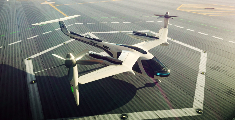 Uber Und NASA Wollen Ab 2020 Fliegende Taxis Los Angeles Testen
