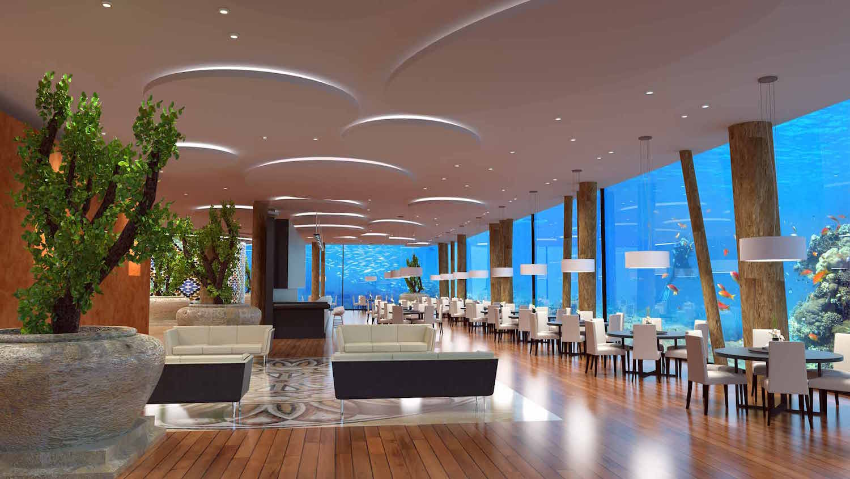 Das Amber Resort auf Zanzibar mit Unterwasser-Restaurant 4