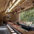 Krypt Bar: Eine Cocktailbar 12 Meter unter der Erde