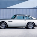 Paul McCartney's 1964er Aston Martin DB5 wird für $ 2 Mio. versteigert