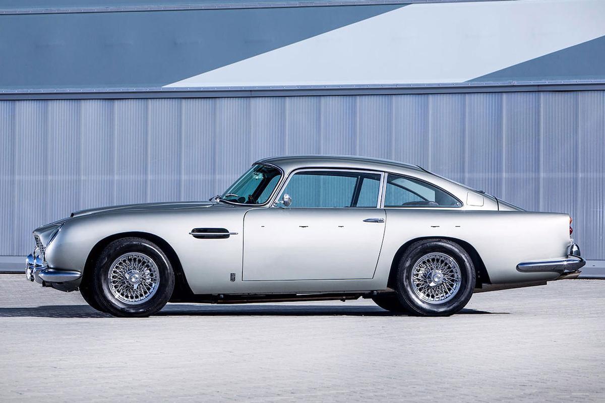Paul McCartney's 1964er Aston Martin DB5 wird für $ 2 Mio. versteigert 1