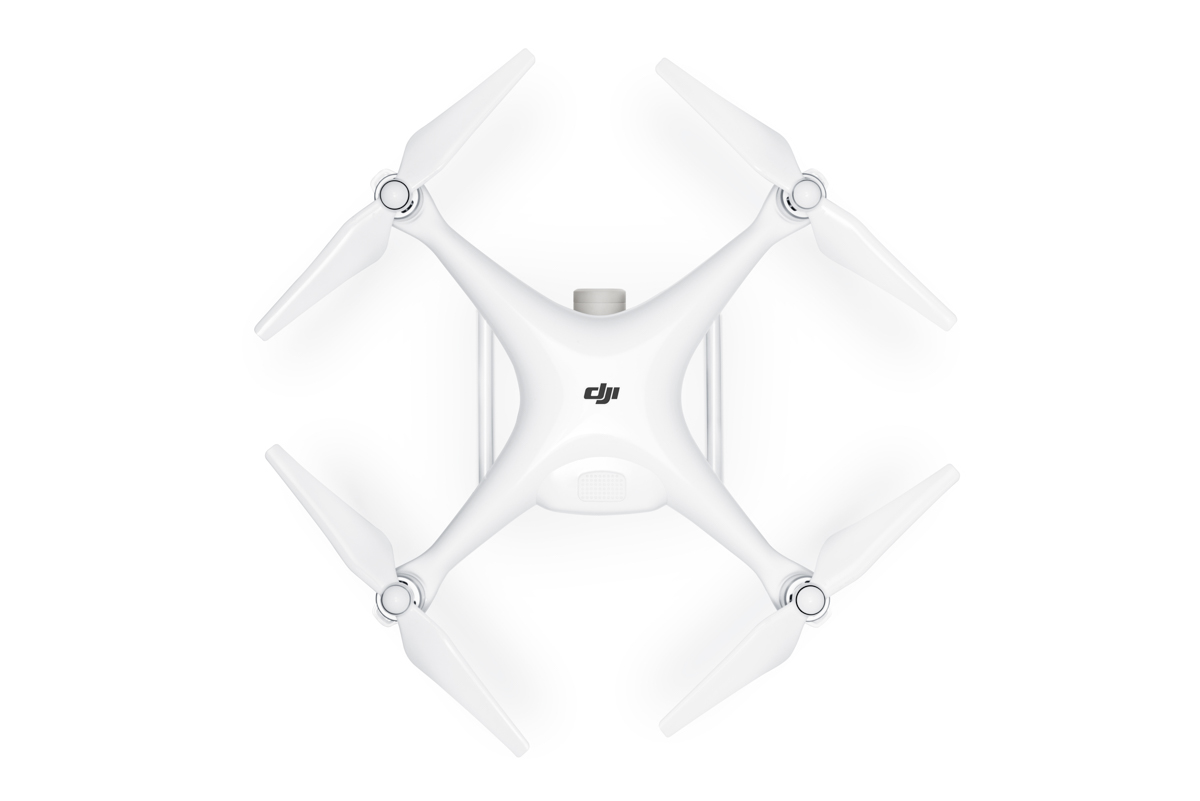 Drone Love With The DJI Phantom 4 Pro 7