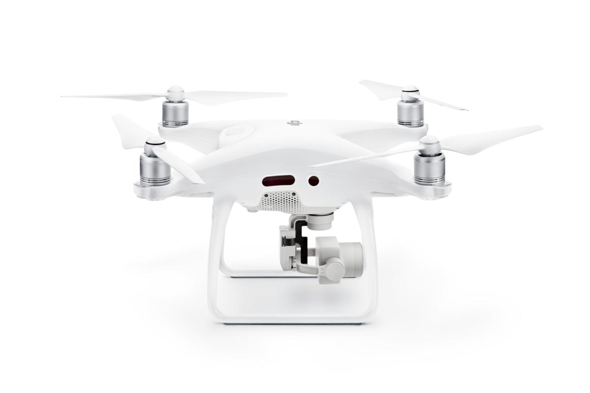 Drone Love With The DJI Phantom 4 Pro 6