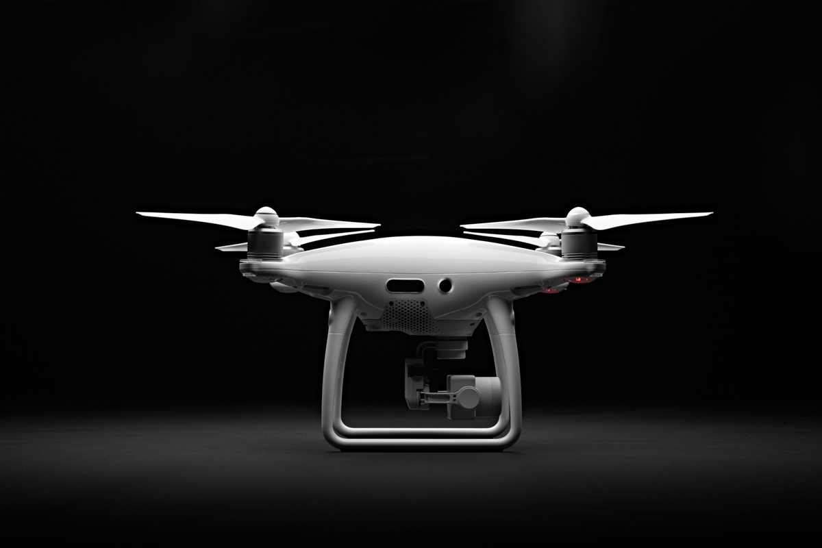 Drone Love With The DJI Phantom 4 Pro 3