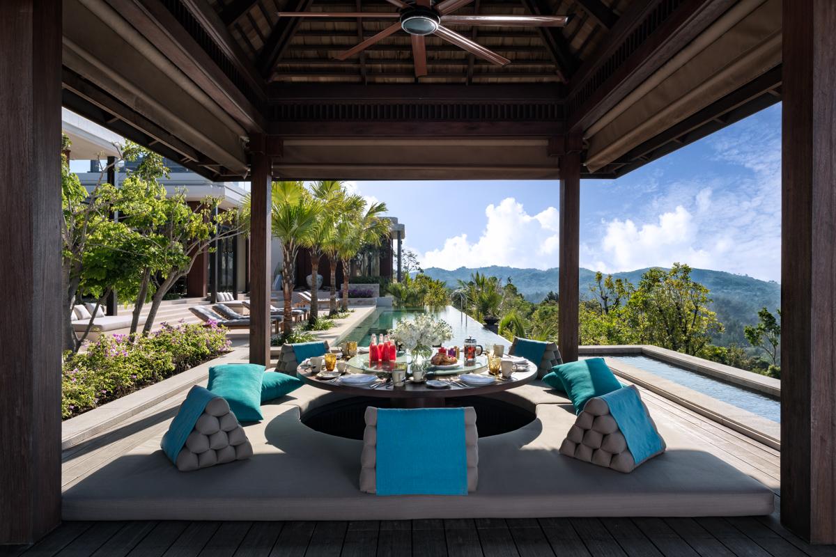 Eight Bedroom Villa at Layan Residences by Anantara, Phuket 2