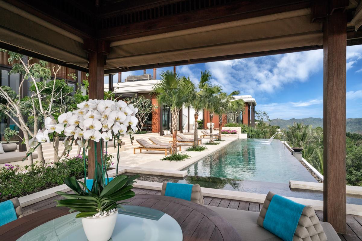 Eight Bedroom Villa at Layan Residences by Anantara, Phuket 9