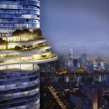 Empire City by Büro Ole Scheeren