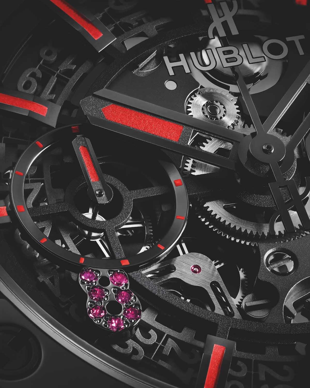 Hublot Big Bang Unico World Poker Tour Limited Edition 04