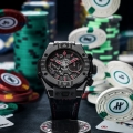 In Zusammenarbeit mit der World Poker Tour 2017: Die Hublot Big Bang Unico