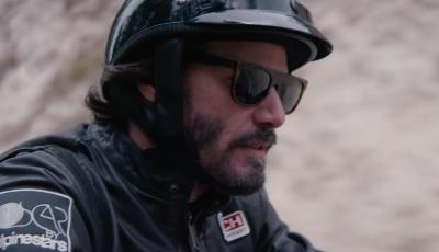 Keanu Reeves Luxus-Motorradschmiede: ARCH Motorcycle