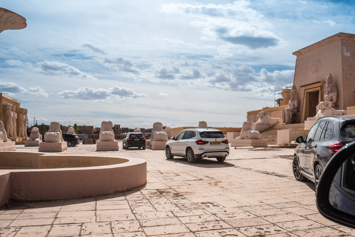 Dune Driving In Morocco With the New BMW X3 9