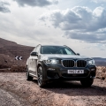 Dune Driving In Morocco With the New BMW X3