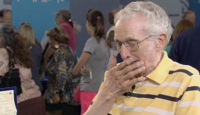 Rührende Reaktion: Ehemaliger Soldat findet nach 56 Jahren Wert seiner Rolex heraus, die er für 120 Dollar erwarb