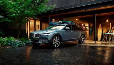 Inspirierende Werbung von Volvo