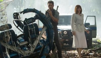 """Der erste """"Jurassic World: Fallen Kingdom""""-Trailer wurde veröffentlicht"""