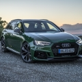 Touring Malaga With The New Audi RS4 Avant