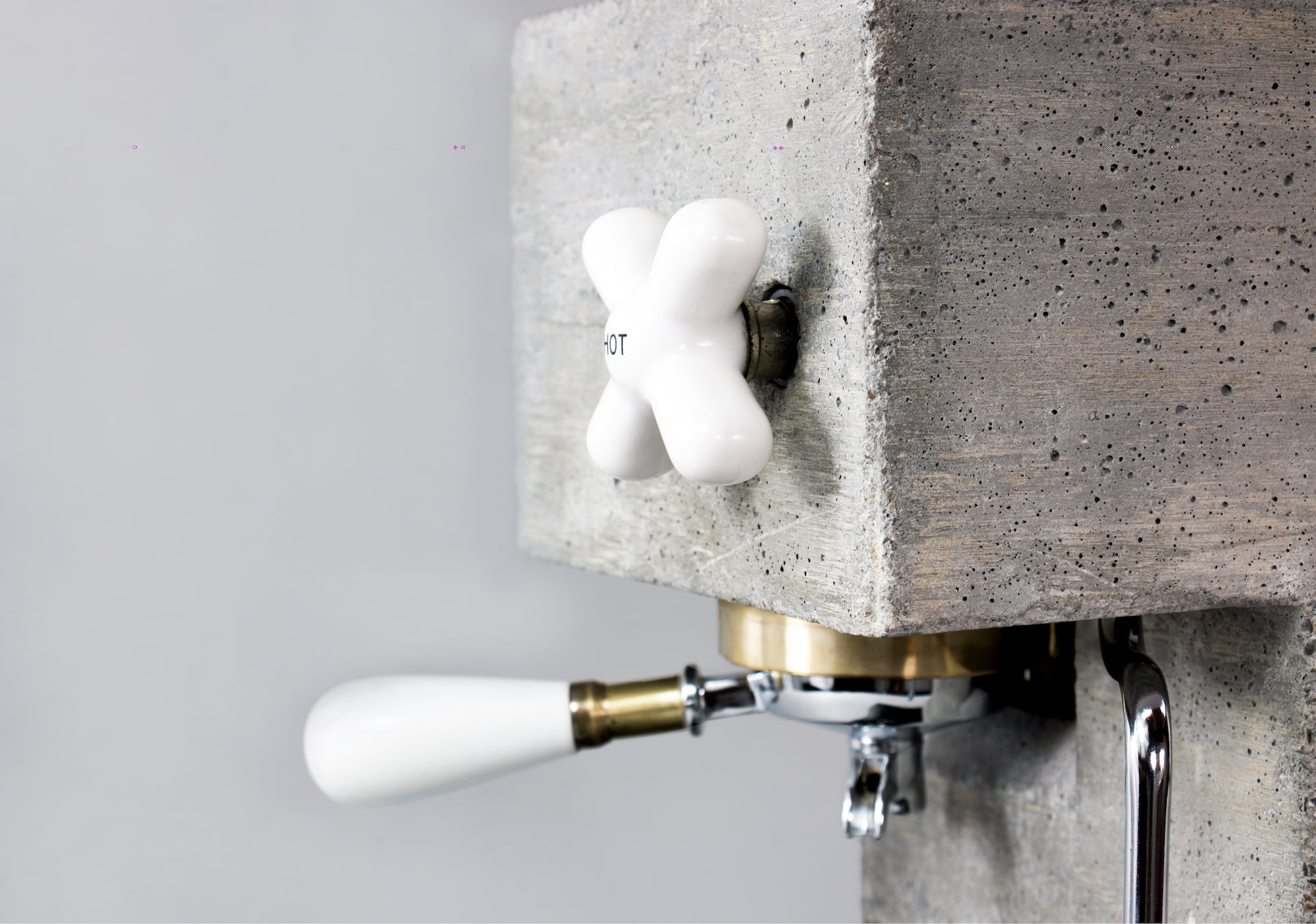 So lecker ist Sichtbeton: Die Anza Concrete Espresso Machine 4