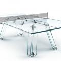 Glasklar: Diesen Ping-Pong-Tisch wirst du lieben